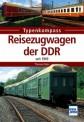 Transpress 71473 Reisezugwagen der DDR - Seit 1949