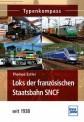 Transpress 71480 Loks der französischen Staatsbahn SNCF