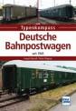 Transpress 71524 Deutsche Bahnpostwagen seit 1945