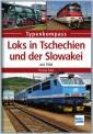 Transpress 71529 Loks in Tschechien und der Slowakei