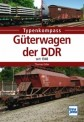 Transpress 71530 Güterwagen der DDR - seit 1949