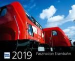 Transpress 71562 Faszination Eisenbahn 2019