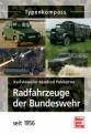 Motorbuch 3109 Radfahrzeuge der Bundeswehr - seit 1956