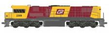 Southern Rail Q230.1H0 QR Diesellok 2300 Class Ep.4