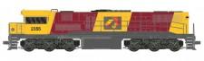 Southern Rail Q232H0n3 Aurizon Diesellok 2300 Class Ep.5
