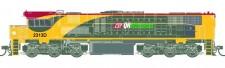 Southern Rail Q234H0n3 QR National Diesellok 2300 Class Ep.6
