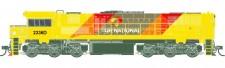 Southern Rail Q236.2H0 QR National Diesellok 2300 Class Ep.6