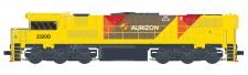 Southern Rail Q239H0n3 Aurizon Diesellok 2300 Class Ep.6