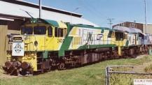 Southern Rail Q24.06H0 QR Diesellok 2400 Class Ep.5