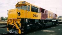 Southern Rail Q24.08H0 QR Diesellok 2470 Class Ep.5/6