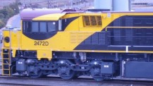 Southern Rail Q24.09H0 QR National Diesellok 2470 Class Ep.5