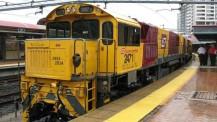 Southern Rail Q24.11H0 QR Diesellok 2470 Class Ep.6
