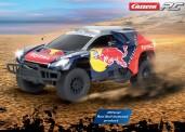 Carrera 162106 2,4GHz Peugeot 08 DRK 16 Red Bull