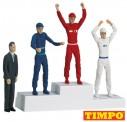 Carrera 21121 Figurensatz Siegerpodest