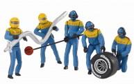 Carrera 21132 Figurensatz Mechaniker blau