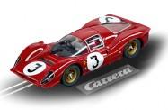 Carrera 23814 DIG124 Ferrari 330P4 #3 Monza 1967