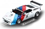 Carrera 23820 DIG124 BMW M1 Procar #28 Regazzoni