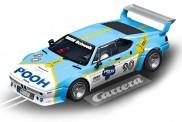 Carrera 23828 DIG124 BMW M1 Procar #90 Sauber Racing