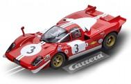 Carrera 23856 DIG124 Ferrari 5 Scuderia Filipinetti #3