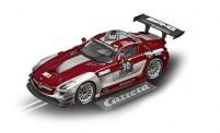 Carrera 23864 DIG124 MB SLS AMG GT3Ram Racing #30