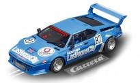 Carrera 23871 DIG124 BMW M1 Procar #87 Norisring 1981