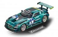 Carrera 23876 DIG124 MB SLS AMG GT3 Black Falcon #5