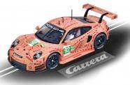 Carrera 23886 DIG124 Porsche 911 RSR - #92 Pink Pig