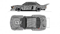 Carrera 30924 DIG132 BWM 3,5 'No.41'  Limited Edition
