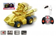 Carrera 430001 2.4 GHz Mario Kart - Mini RC Mario gold