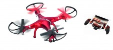 Carrera 503018 2,4 GHz Quadrocopter VIDEO NEXT