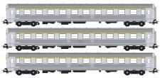 Sudexpress S0119 CP Personenwagen-Set 3-tlg Ep.4