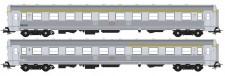 Sudexpress S0219 CP Personenwagen-Set 2-tlg Ep.4
