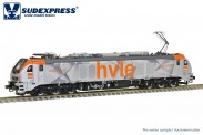 Sudexpress S1590030 hvle Hybridlok BR 159 Ep.6