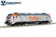 Sudexpress S1590031 hvle Hybridlok BR 159 Ep.6