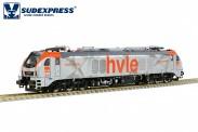 Sudexpress S1590038 hvle Hybridlok BR 159 Ep.6 AC