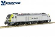 Sudexpress S1591010 ITL/Captrain Hybridlok BR 159 Ep.6