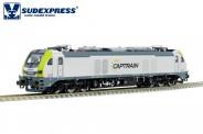 Sudexpress S1591011 ITL/Captrain Hybridlok BR 159 Ep.6