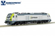 Sudexpress S1591019 ITL/Captrain Hybridlok BR 159 Ep.6 AC