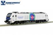 Sudexpress S1592018 HHPI Hybridlok BR 159 Ep.6 AC