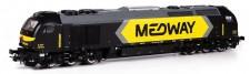 Sudexpress S503419 Medway Diesellok Euro 4000 Ep.6