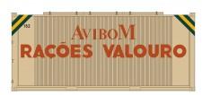 Sudexpress S6005 Avibom Valouro 20' Container Ep.5