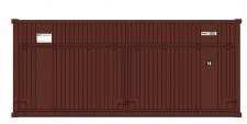 Sudexpress S6011 Socarmar 20' Container