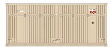 Sudexpress S6012 CP Socarmar 20' Container