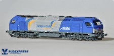 Sudexpress SCMSA00213DC COMSA Diesellok Euro 4000 Ep.6