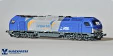 Sudexpress SCMSA00213DI COMSA Diesellok Euro 4000 Ep.6