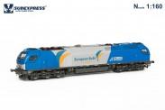 Sudexpress SCOM500116N COMSA Diesellok Serie 335 Ep.6