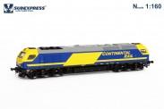 Sudexpress SCON501616N CR Diesellok Serie 335 Ep.6