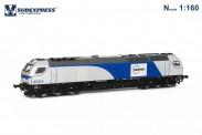 Sudexpress SEUR400416N Europorte Diesellok Euro 4000 Ep.6