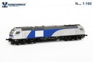 Sudexpress SHGK400516N HGK Diesellok Euro 4000 Ep.6