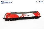 Sudexpress SLOG502816N Logitren Diesellok Serie 335 Ep.6